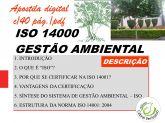 ZZ  ISO 14000 – Gestão Ambiental