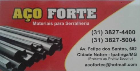 AÇO FORTE