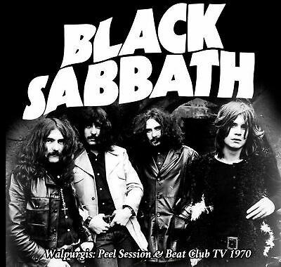 CD Black Sabbath – Walpurgis: Peel Sessions & Beat Club TV 1970
