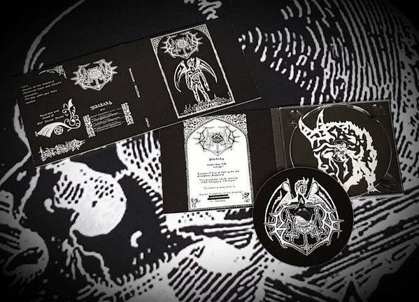 BAXAXAXA - Hellfire - CD (Digipack)