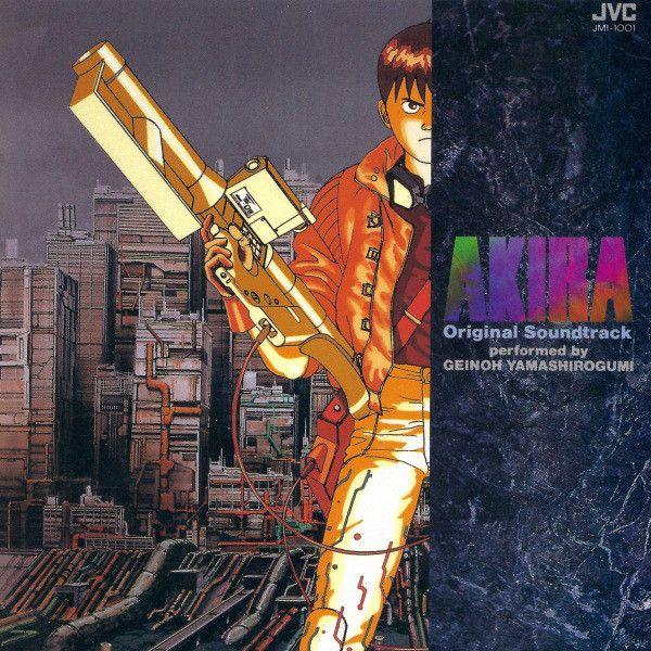 Akira OST (IMPORTADO)