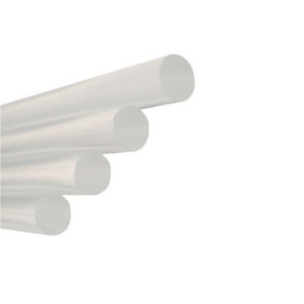 Bastão cola quente silicone branca super forte 30cm 10 Und