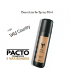 Wild Country Desodorante Spray 80ml