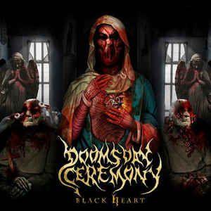 CD - Doomsday Ceremony – Black Heart