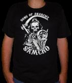 camiseta Sons of Anarchy - SANCRO