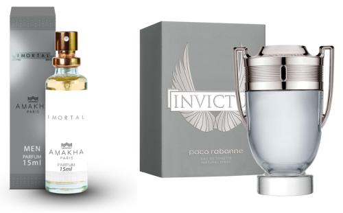 Perfume - Imortal (Ref. Invictus)