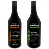PROFESSIONAL - Kit Tratamento e Realinhamento + Shampoo Anti-Resíduos