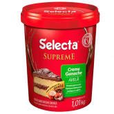 Creme Ganache Avelã Selecta 1kg 1un