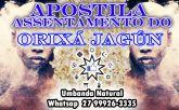 APOSTILA ASSENTAMENTO ORIXÁ JAGÚN
