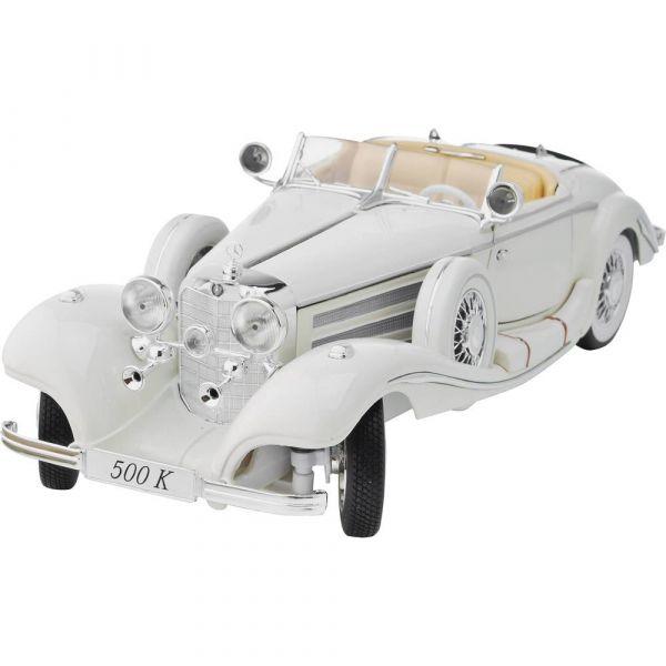 1936 Mercedes-Benz 500 K TYP SPECIALROADSTER 1/18 - Premiere Edition - Maisto