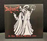 BEHERIT - At the Devil's Studio 1990 - CD (Slipcase) - Preco Atacado