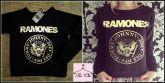 Moletom Ramones [ Preto ]