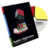 Rubik's Nightmare by Michael Lam and SansMinds - DVD-R  #1207