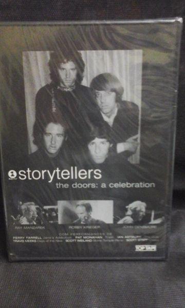 DVD - The Doors - A Celebration / Storytellers