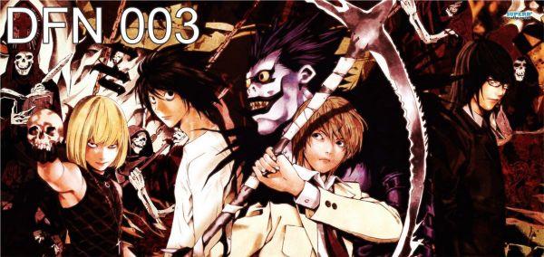 Caneca Death Note 003