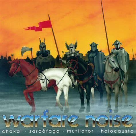 CD - Warfare Noise I - Slipcase