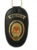 Distintivo Investigador de Polícia Civil de São Paulo - Oficial PCESP