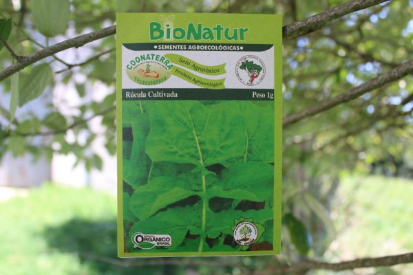 Rúcula Cultivada- Envelope 1gr