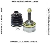 Homocinética Lado Roda c/ Coifa (Importada 1ª Linha) Niva (Nova) Ref. 0301