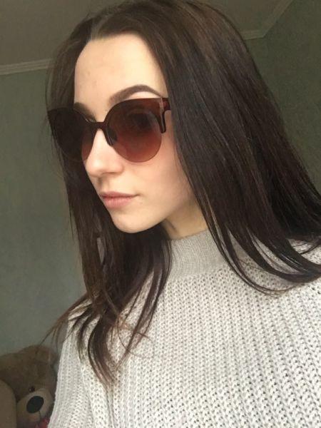 Óculos Pin UP Oncinha