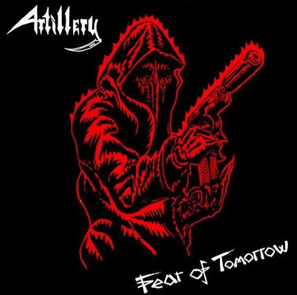 CD - Artillery – Fear of Tomorrow slipcase