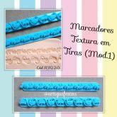 Marcadores Textura em Tiras (Mod.1)
