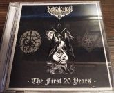 MALEDICTION 666 - The First 20 Years - CD
