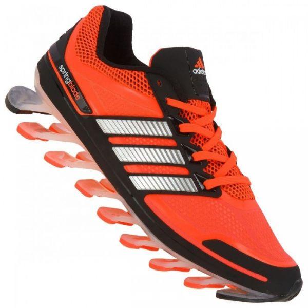 save off f6516 e0743 official tênis adidas springblade laranja mod73277 original e320c 78b23