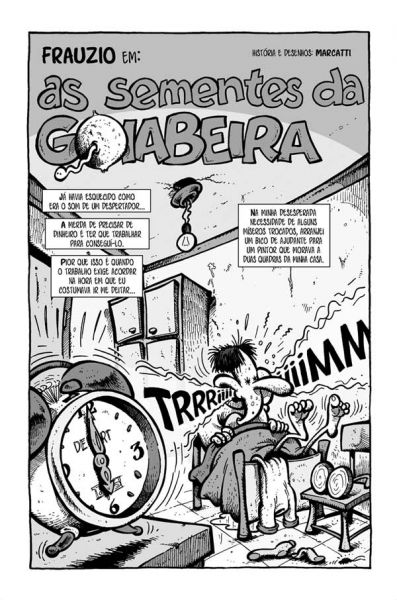 507901 - Frauzio : As Sementes da Goiabeira