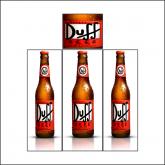 Duff  garrafa