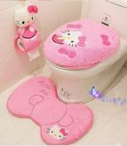 Kit Banheiro Hello Kitty Cod 825