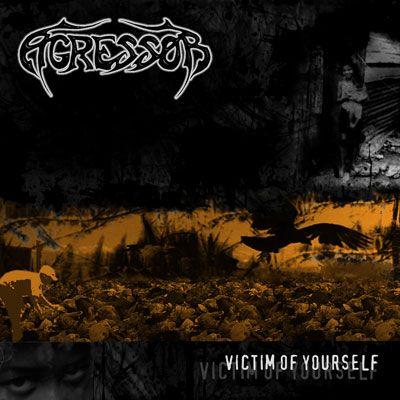 CD - Agressor - Victim of Yourself