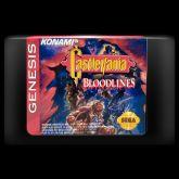 Castlevania Bloodlines (REPRO)
