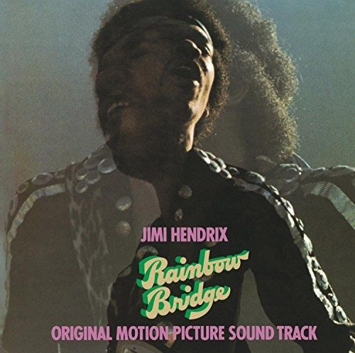 LP 12 - Jimi Hendrix - Rainbow Bridge