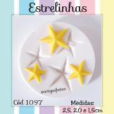 Estrelinhas - Cód 1097