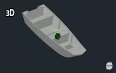 Projeto Barco de Madeira e Resina Epóxi