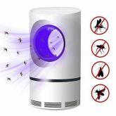 Mosquiteiro Armadilha Repelente Elétrico P/ Mosquitos e Pernilongos C/ Luz UV