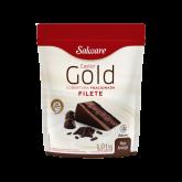 Cobertura Fracionada Filete Gold Meio Amarga Salware 1kg 1un