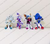 4 Displays de mesa - Sonic