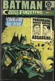 HQ - Batman Bruce Wayne Fugitivo Nº1