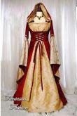 Princesa Medieval Plus Size FF3768