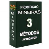 PROMOÇÃO LOTERIAS MINEIRAS , todos os 3 métodos que disponho por um preço especial.