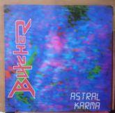 LP 12 - Butcher - Astral Karma (com encarte)