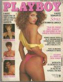 PLAYBOY MAGAZINE BRAZIL # 107 -  SONIA TEIXEIRA -  JUN 1984 HOT!!