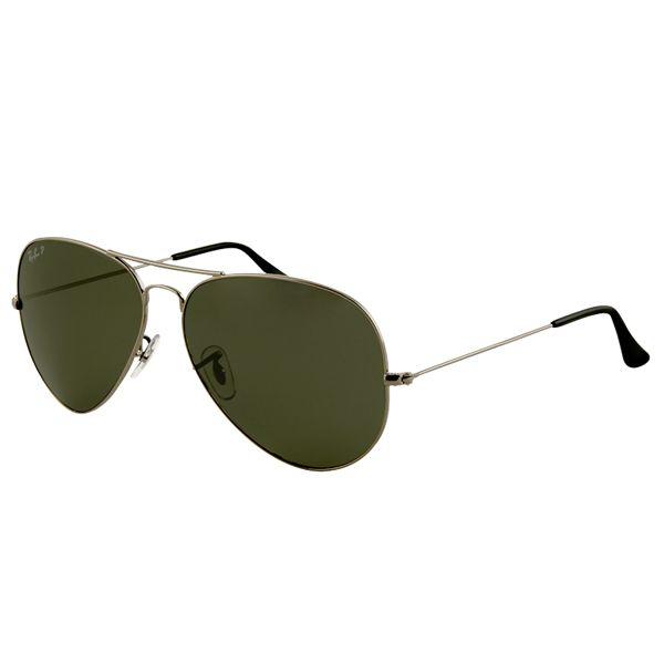 8d7387393 Óculos Ray Ban Unissex 3025 Aviator + Brinde Capa e Flanela - Loja ...