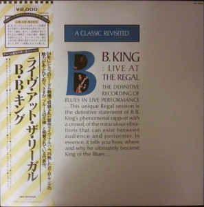 LP 12 - B.B. King – Live At The Regal