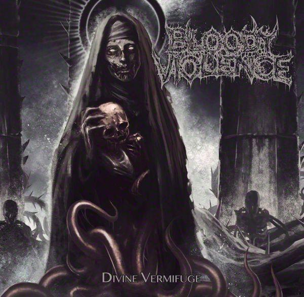CD Bloody Violence – Divine Vermifuge