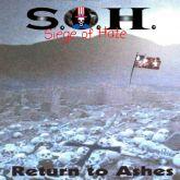 CD Siege Of Hate – Return To Ashes Digipack