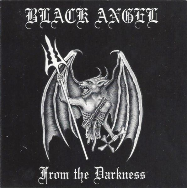 BLACK ANGEL - From the Darkness - CD