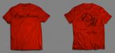 Camiseta - Deep Memories [Vermelha]